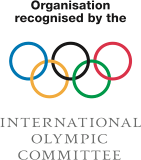 Recognised by the IOC