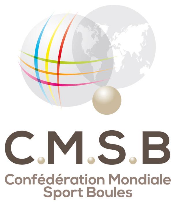 CONFEDERATION MONDIALE DES SPORTS DE BOULES